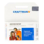 Аккумуляторы craftmann для мобильных телефонов