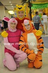 Организация детских праздников в Новомосковске
