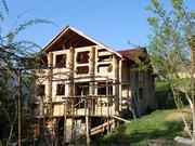 Продам дом 120 м (деревянный сруб)