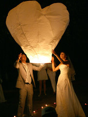 Небесные (китайские) фонарики