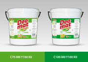 концентрир. бесфосфатный стиральный порошок « DEO MAT»