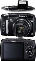 Цифровой фотоаппарат Canon PowerShot SX120 IS  б/у