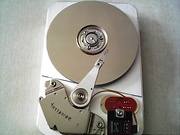 Восстановление данных с исправного жесткого диска