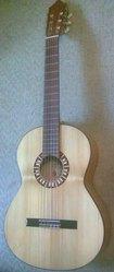 Новая мастеровая классическая гитара