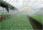 Туманоутворювачі для охолодження повітря