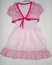 Детские платья,  юбки,  сарафаны оптом