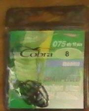 Рыболовные крючки Cobra