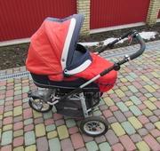 коляска для детей бебекар дитяча коляска люлька візок Bebecar Racer