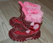 Зимняя детская обувь Демар