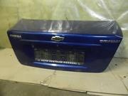 Крышка багажника Chevrolet Lacetti (Шевроле Лачетти)