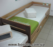 Продаємо ортопедичні матраци,  дерев'яні ліжка і каркаси
