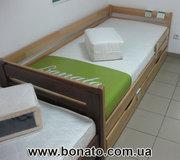 Продаємо ортопедичні матраци,  деревяні ліжка і каркаси
