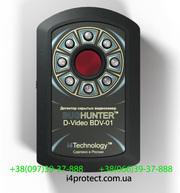 Знайти приховані відеокамери bugHunter dvideo економ,  пошук камер. Дал