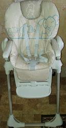 Продам стульчик для кормления Сhicco Polly 2 в 1.