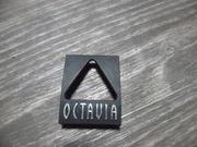 Заглушка кнопки Skoda Octavia Tour 00-10 Шкода Октавия  1U0857586