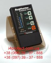 Как работает детектор жучков и камер,  Багхантер Профессионал ВН-02 -пр