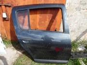 Дверь RR Renault Sandero 08-12 (Рено Сандеро) 106957