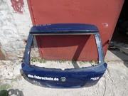 Крышка багажника Skoda Fabia 2 07-10 Шкода 107111