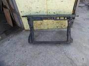 Телевизор (передняя панель) Skoda Superb 2 08-13 Суперб 107359