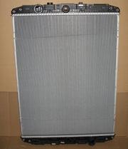 Радиатор охлаждения DAF XF95 1288560,  1617342,  0393435