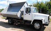 Вантажні перевезення газ3307 бортовий самоскид