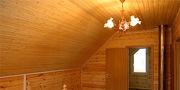 Вагонка деревянная сосна, ольха, липа в Ровному