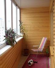 Блок хаус сосна для внутренних работ в Ровном