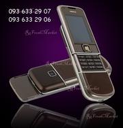 Nokia 8800 Sapphire Arte brown 2200грн